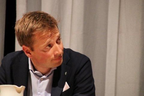 «LØFTEBRUDD»: Ordfører Jonny Liland (Ap) i Sirdal mener at Tonstad Vindpark har begått løftebrudd.