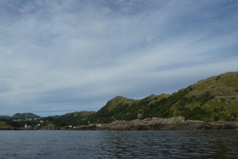 UNIKT LANDSKAP: Området Kjellnes-Hågåsen på Hidra er vurdert som ett av åtte steder i Agder som bør inngå i registeret for kulturhistorisk landskap av nasjonal interesse (KULA)