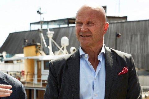 Terje Andersen, administrerende direktør i Morrow Batteries