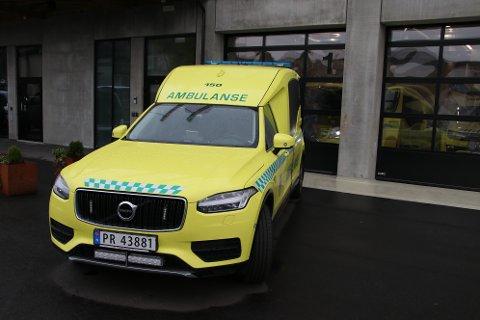 MÅ RYDDE OPP: – Vi kan ikke ha det slik at noen misbruker ambulansetjenesten til «tulleoppdrag». I ytterste konsekvens kan det gå ut over liv og helse. Jeg vil følge dette opp med den nye helseministeren Ingvild Kjerkol (Ap), sier Saudland til Agder .