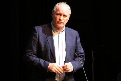 BA OM REDEGJØRELSE: Tidligere ordfører Jan Sigbjørnsen (H) ønsket en redegjørelse fra rådmannen om veterinærsaken der Flekkefjord ble omtalt som «snyltere» og «gratispassasjerer» i et politisk møte i Sirdal.