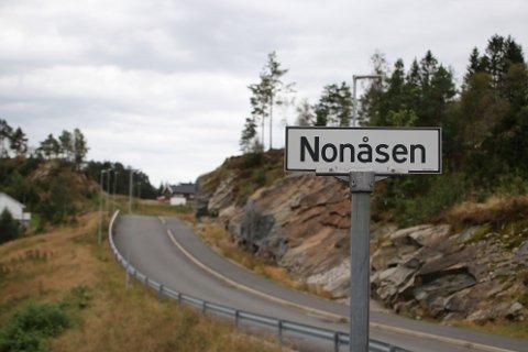 NONÅSEN: Boligfeltet Nonåsen ble regulert i 2013. Fortsatt er det åtte tomter som ikke er solgt.