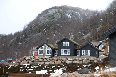 BYGGES MYE: Det er populært med hytte i Sirdal. Det er nå over 4000 hytter og kommuneplanene åpner for ytterligere 1500 de nærmeste årene.