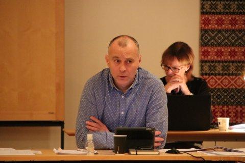 VIKTIG STEMME: Rådmann Inge H. Stangeland i Sirdal understreker at det er viktig å behold Sirdal sin stemme i Lister Opplæringskontor.