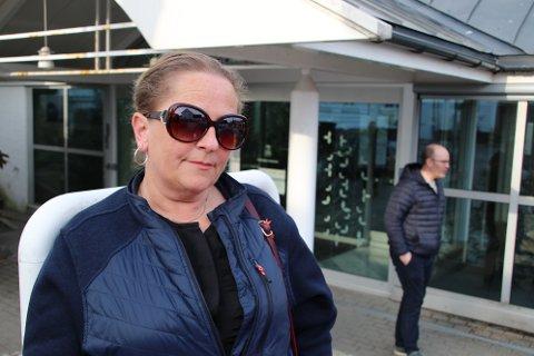FLAU: Jeg er flau over behandlingen, og jeg synes Senterpartiet og Høyre burde være flaue over sitt forslag, sier Sonja Stensen (Frp) til Agder.