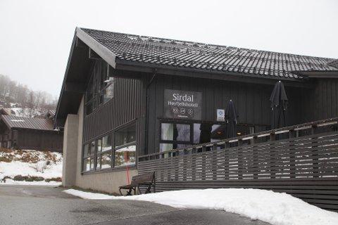 SØKTE OM 2,9 MILLIONER: Sirdal Høyfjellshotell var den søkeren som søkte om desidert mest korona-støtte via Sirdal kommune.