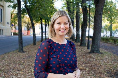 PRIVATSKOLE-SVAR: Kunnskaps- og integreringsminister Guri Melby (V) har nå gitt et svar på spørsmål fra stortingsrepresentant Mona Fagerås (SV) om privatskoler som ble stilt med utgangspunkt i Oasen i Flekkefjord.