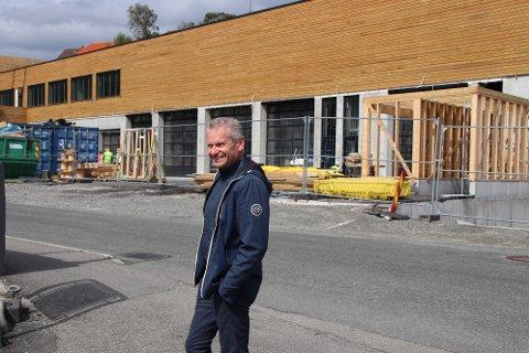GODE VERKTØY: Kommunalsjef Terje Glendrange i Flekkefjord kommune ønsker at planer skal brukes som verktøy for samfunnsutviklingen.