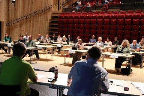 FULGTE FORMANNSKAPET: Bystyret fulgte formannskapets innstilling i saken.