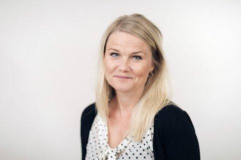 NY JOBB: Monica Larsson fra Flekkefjord begynner som ny generalsekretær i Norsk kulturforum.