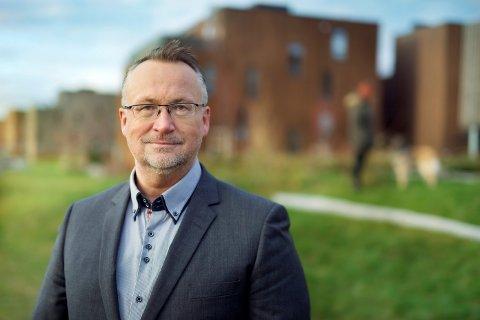 Administrerende direktør i NKK, Torbjørn Brenna Foto: CF-Wesenberg