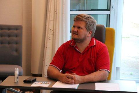 VELFORTJENT: – Er det noen som fortjener å få en tursti oppkalt etter seg så er det Johan Sunde. Jeg vil berømme rådmannen for et godt forslag, sa Stian Birkeland (Uavh.)