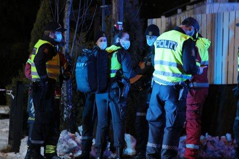 OMKOM: En person er bekreftet død etter røykutvikling i et hus på Røa.