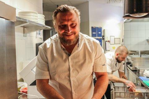 Dag Tjersland står blant annet bak restaurantene Baltazar, Signalen og Skur 33, og har en sterk forkjærlighet for italiensk mat. Nå har han åpnet Restaurant Salome sammen med Andreas Viestad som står bak St. Lars på Bislett.
