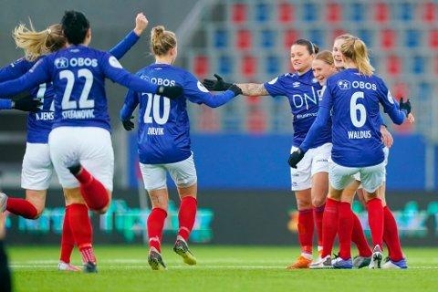 DANSK MOTSTAND: Vålerenga møter danske Brøndby i Champions League. Kampene ser du på Direktesport.