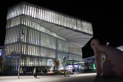 FINALIST: Det nye biblioteket i Bjørvika er én av fem finalister til prisen Årets bibliotek 2020.
