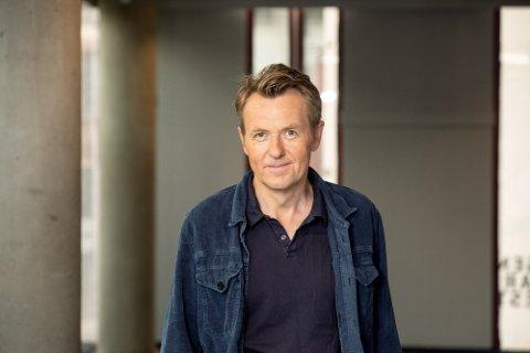 SKAVLAN: Fredrik Skavlan tjente nesten 21 millioner kroner i 2019. Foto: Eivind Senneset, TV 2