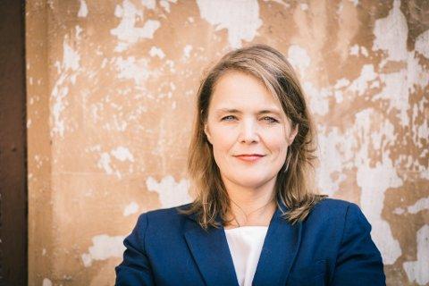 Pernille Huseby, generalsekretær i Actis.