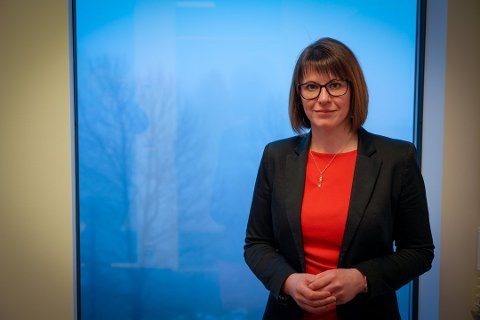 FØLGES OPP: Tanja Tomasevic er bydelsoverlege på Nordstrand, og følger situasjonen på skolen tett.
