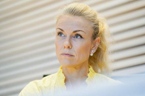 Kerstin Anine Johnsen Myhrvold, kommuneoverlege i Nordre Follo kommune.