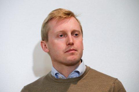 MISTILLIT: Deler av Høyres bystyregruppe i Oslo vil kaste gruppeleder Øystein Sundelin.