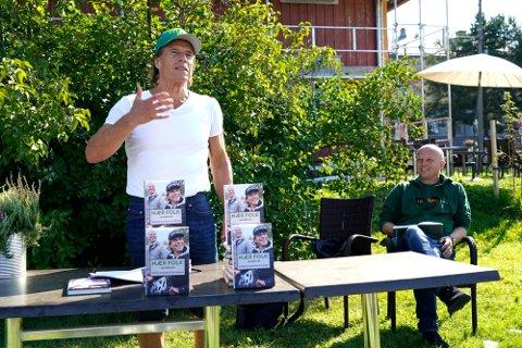 TROR FORTSATT PÅ TRYGVE: Jan Bøhler oppfatter Sp-partileder Trygve Slagsvold Vedums engasjement i Ullevål sykehus-saken som ekte. Han vil ikke melde seg ut av Sp, og lover å fortsette kampen for sykehuset.