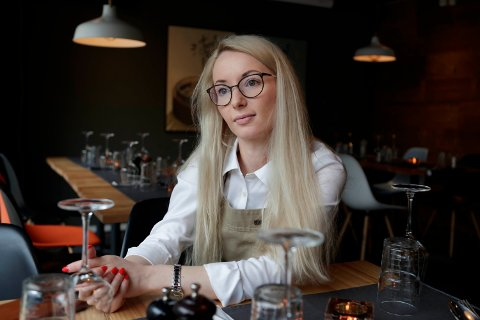 FULGTE DRØMMEN: Gabriela Boloz byttet hjembyen Krynica Zdroj med Oslo.  Mange polakker flyttet hjem under pandemien, men Gabriela bestemte seg for å bli.
