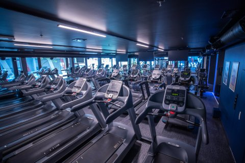 Hvis man har behov for opptrening og rehabilitering kan man fortsatt trene på Sats-sentrene i Oslo, men nå kun i regi av en personlig trener.