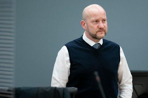 Aktor Geir Evanger la tirsdag ned påstand om fire års fengsel for kvinnen som er tiltalt for å ha deltatt i IS i Syria.