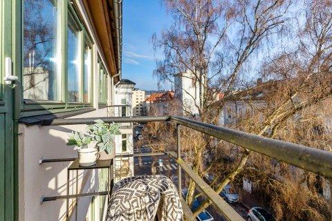 TIL SALGS: Denne leiligheten kan bli din - for 3.450.000 kroner.