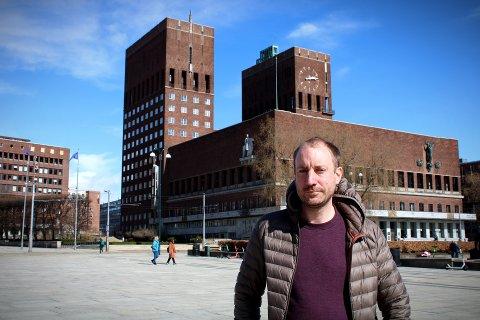 KAN MISTE STEMMEN TIL HÅVARD: Håvard Bustad er en av dem som ikke vil stemme Ap dersom de går i mot rusreformen.