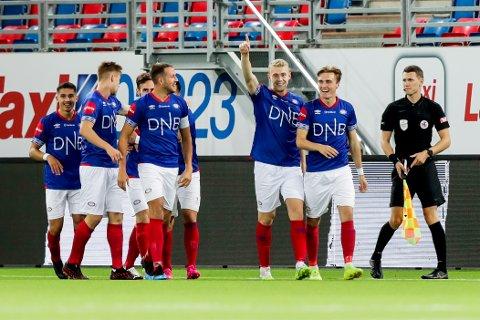 Neste kamp for Vålerenga blir dermed mot Sarpsborg 08 onsdag 21. april.