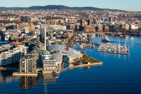 GJENÅPNING?: Mange Oslo-folk ser fram til en gjenåpning av byen. Muligens vil de første tiltakene lettes på allerede denne uken.