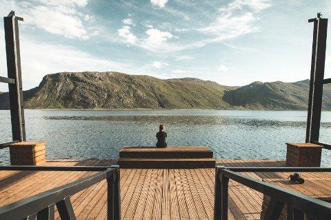 FJELLIDYLL: DNT Oslo og Omegn har 32 selvbetjente hytter i Oslomarka og 52 i fjellet. En av de mest populære selvbetjente hyttene er Torfinnsbu. Hytta ligger vakkert til ved innsjøen Bygdin i Jotunheimen.