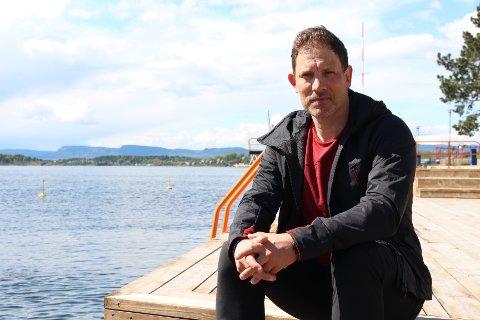 PÅVIRKET: André Haaland ser at det skjedde mye rundt ham i tenårene som påvirket hvordan han oppførte seg.