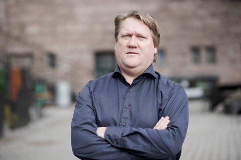 Politisk redaktør i Avisa Oslo, Eirik Mosveen.