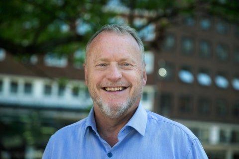 Byrådsleder Raymond Johansen (AP) vil øke tempoet i Oslos gjenåpning, men FHI vil at byen holder litt igjen. Foto: Berit Roald / NTB Foto: (NTB scanpix)