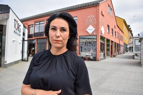 OPPREISNING: Advokat Charlotte Ringkjøb har bistått en hel rekke av de fornærmede i saken.