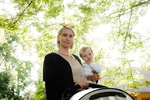 DÅRLIG ERFARING: – Føde- og barseltilbudet er nedprioritert, sier Line Steine Oma (Ap).