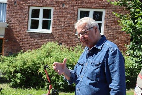 REAGERER PÅ STØRES INNLEGG: Høyre-politiker og tidligere Oslo-ordfører Fabian Stang.
