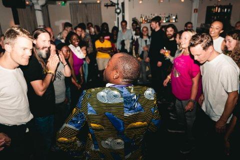 SOMMERFESTIVAL: Oslo Afro Arts Festival arrangeres for åttende gang i august. Bildet er fra en tidligere festival.