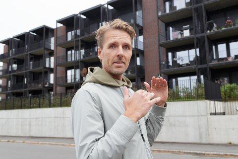 GLEMT OMRÅDE: – Dette er et område som ikke har fått for mye kjærlighet fra arkitekter tidligere, mener arkitekt Thomas Thorsnes i R21 arkitekter..