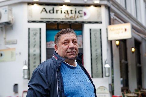 SPESIALITETER FRA BALKAN: Lulzim Ademi syntes Oslo trengte et sted med skikkelig balkansk mat.