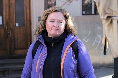 HØYRE-GRUPPELEDER: Anne Haabeth Rygg.