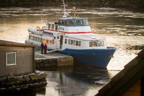 Bokbåten «Epos» får nytt liv. No blir den eit litteraturhus for heile Vestlandet.