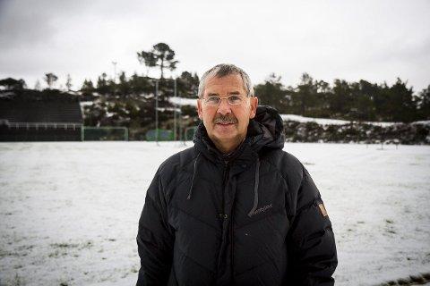 IVRIG: Nok eit år har Arne Reigstad flest turar på Stegane.arkivfoto: Yngve Garen Svardal