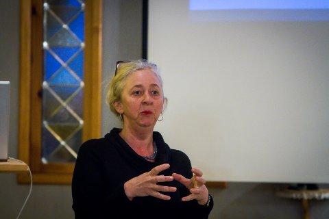 Maria Molden, arkitektgruppen Cubus AS.