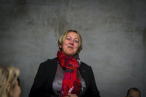 Lindås-ordførar Astrid Aarhus Byrknes