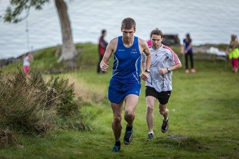 NY REKORD?: Øystein Aamli klokka inn fire små sekund bak Harald Nygård sin rekord på 6.46. Vert det ny rekord i år?