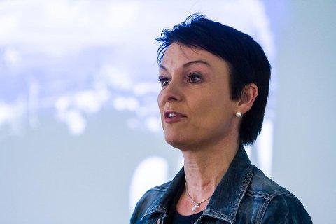 Michelle Williams sluttar som sjef i CCB Mongstad for å bli administrerande direktør i Grieg Logistics. Arkivfoto: Yngve Garen Svardal